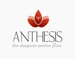 Design Logo Anthesis