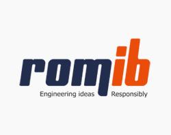 Logo design Romib