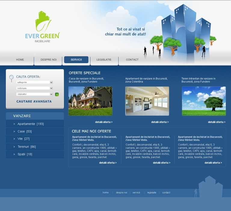 Web design site imobiliare-1