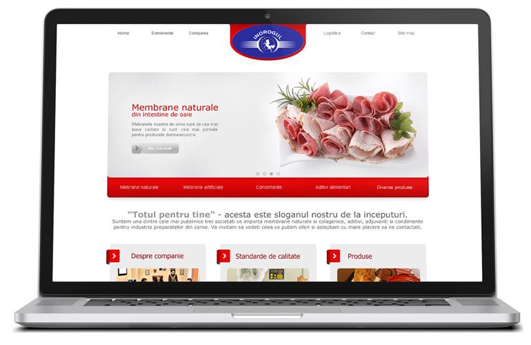 Creare website de prezentare-0