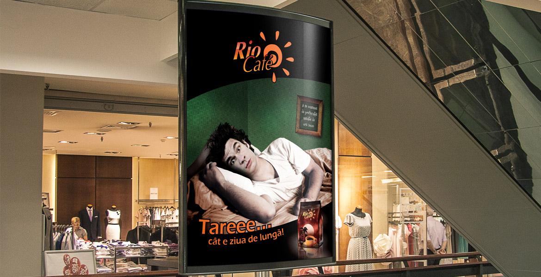 Creatie afis publicitar RIO-0