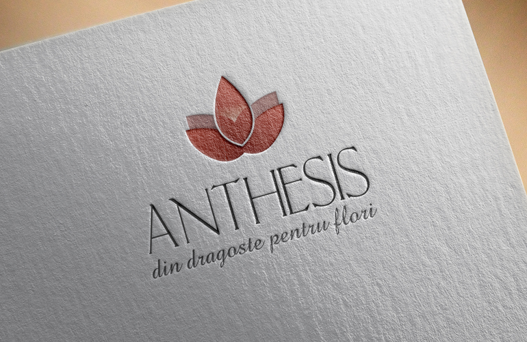 Design logo firma Anthesis-0