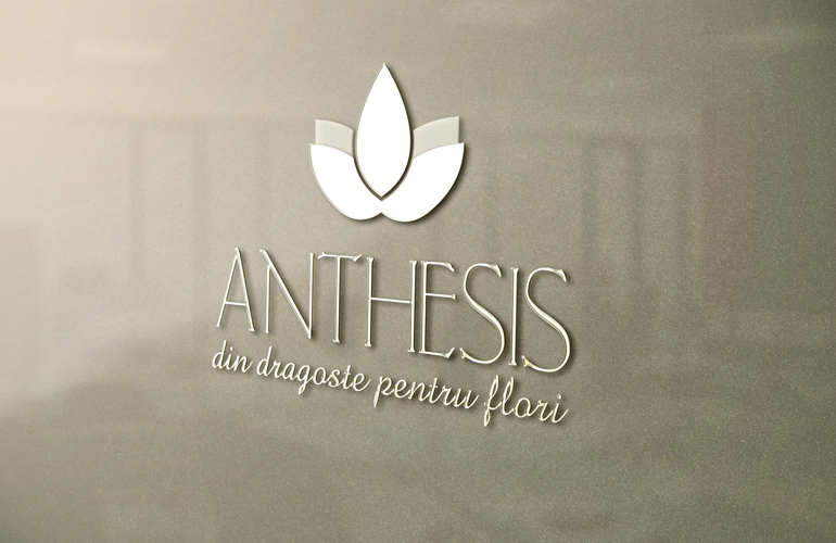 Design logo firma Anthesis-1