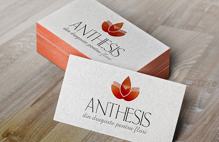 Design logo firma Anthesis-2