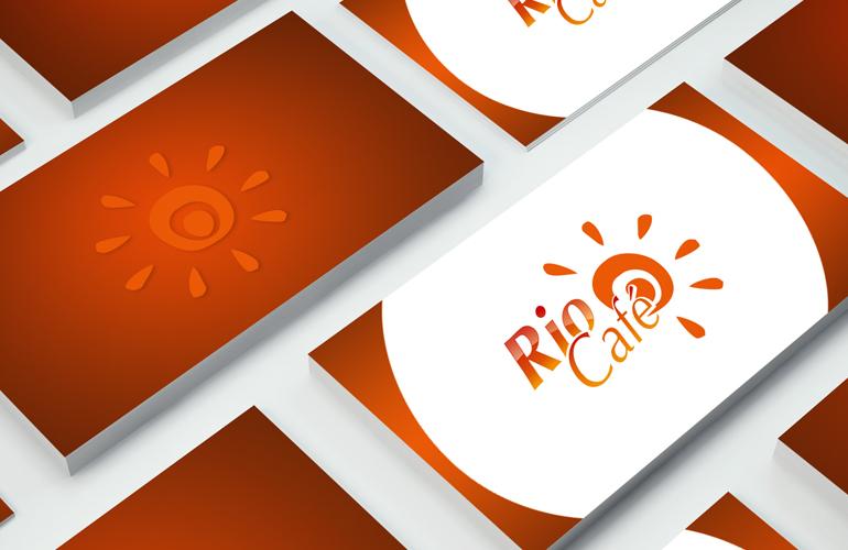 Logo Design RioCafe