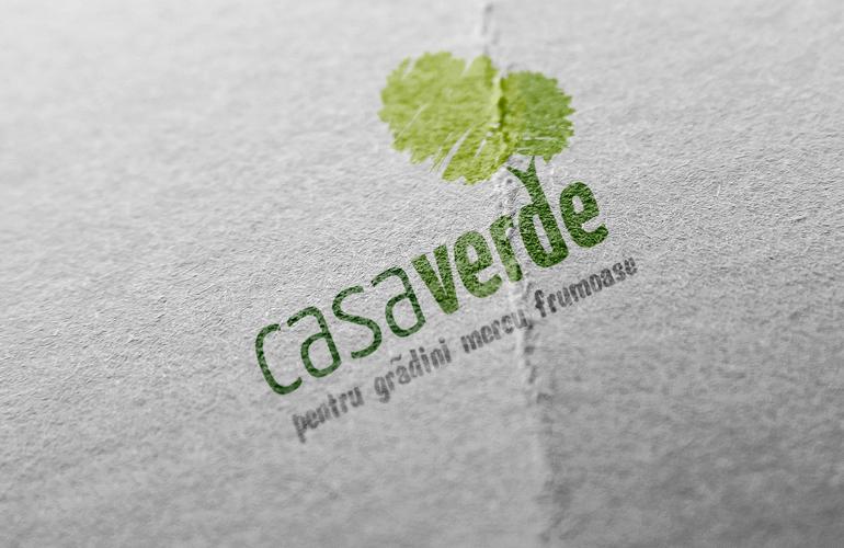 Design logo CasaVerde-0