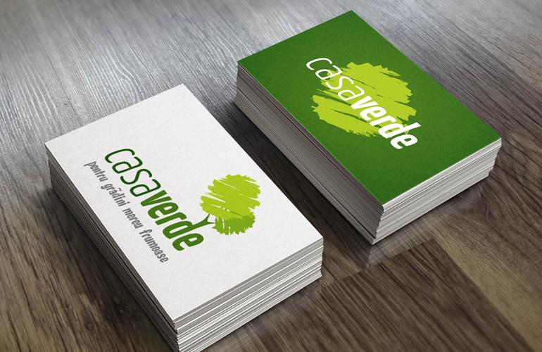 Design logo CasaVerde-1