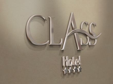 design logo HotelClass