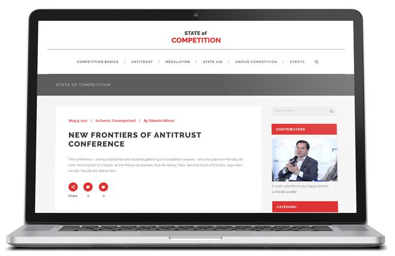 Creare website blog SOC-0