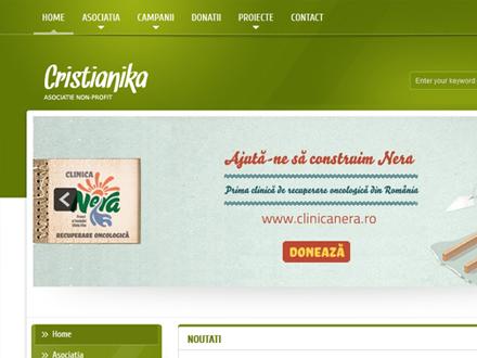 Creare site asociatie