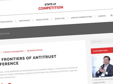 Creare website blog