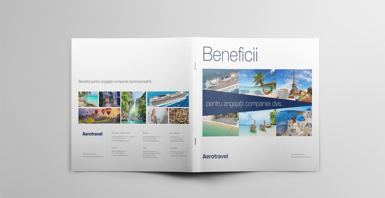 Creatie grafica brosura